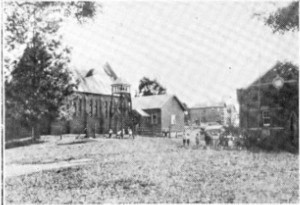Church and School 1930's