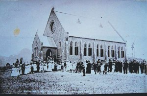Opening of the Catholic Church 1907